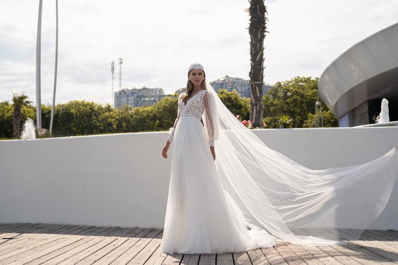 Свадебное платье Supernova SN-183-MARA