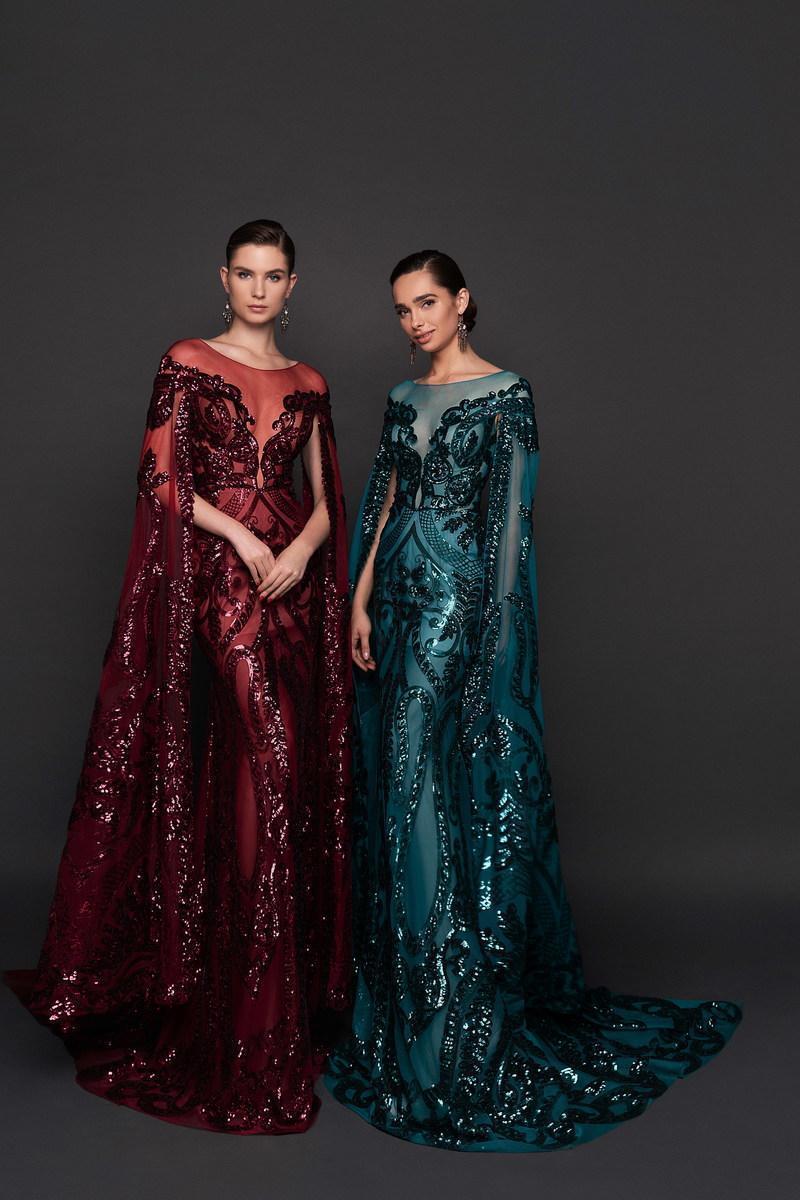 Вечернее платье Supernova VN-042