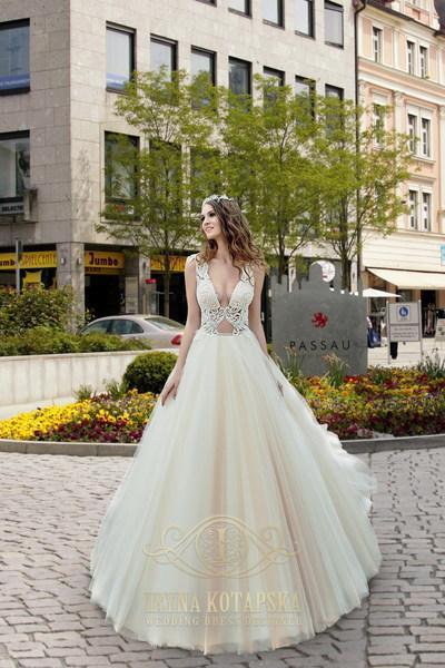 Свадебное платье Iryna Kotapska SN1801l