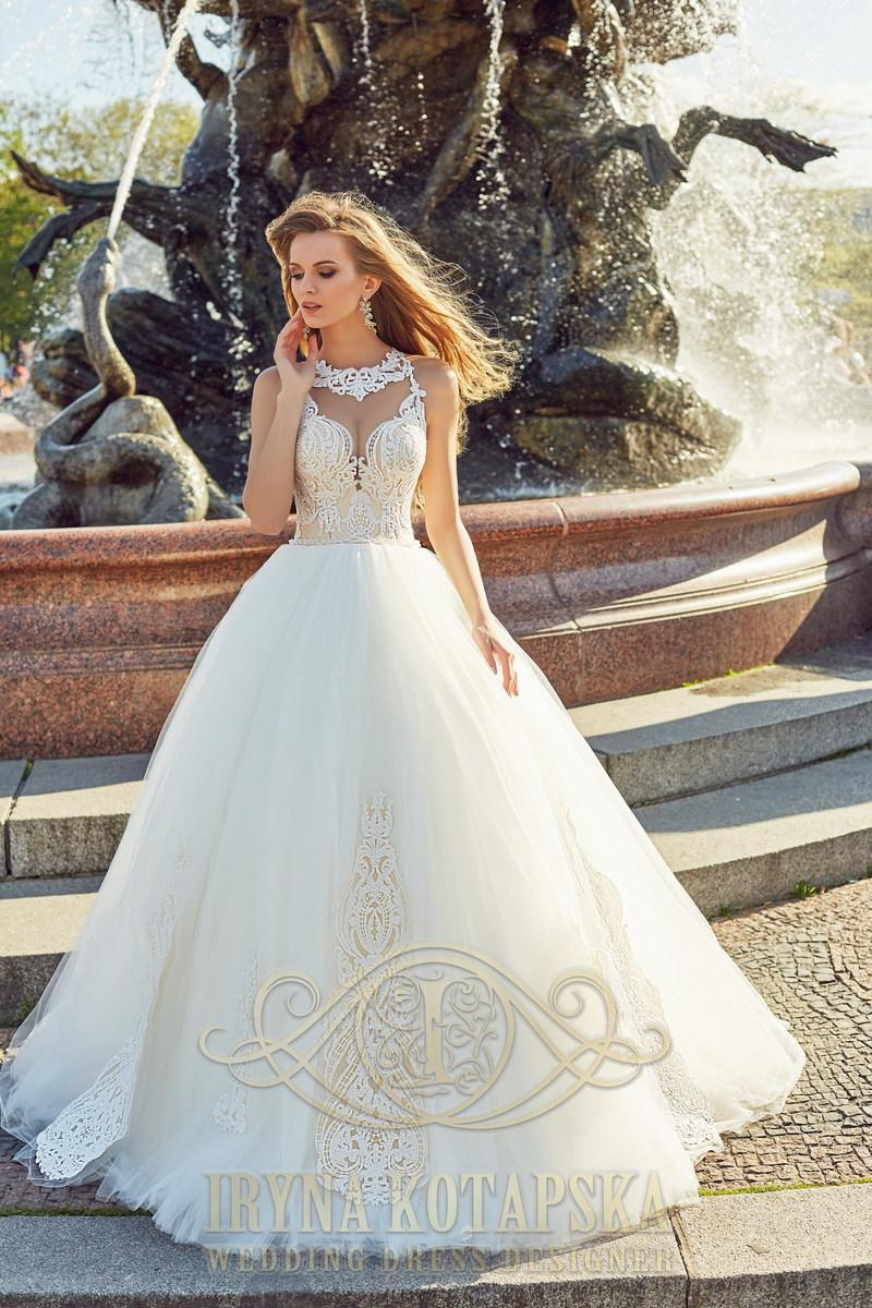 Свадебное платье Iryna Kotapska SN1802l