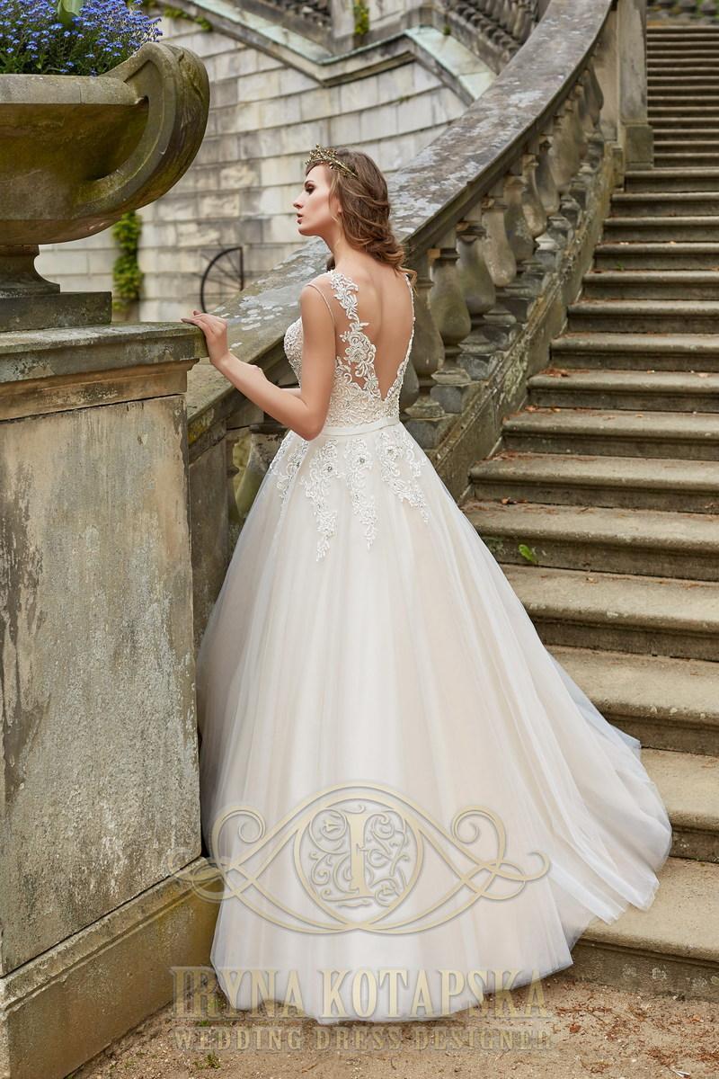 Свадебное платье Iryna Kotapska SN1803l