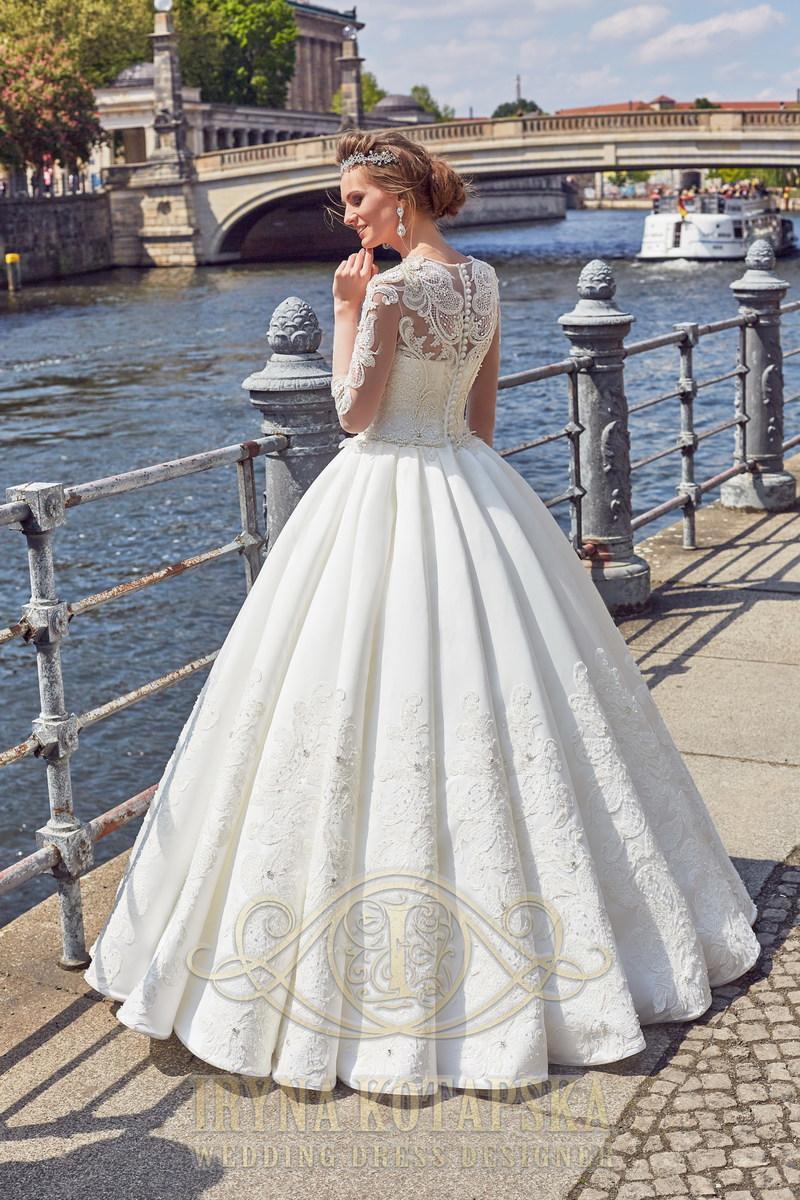 Свадебное платье Iryna Kotapska SN1804l
