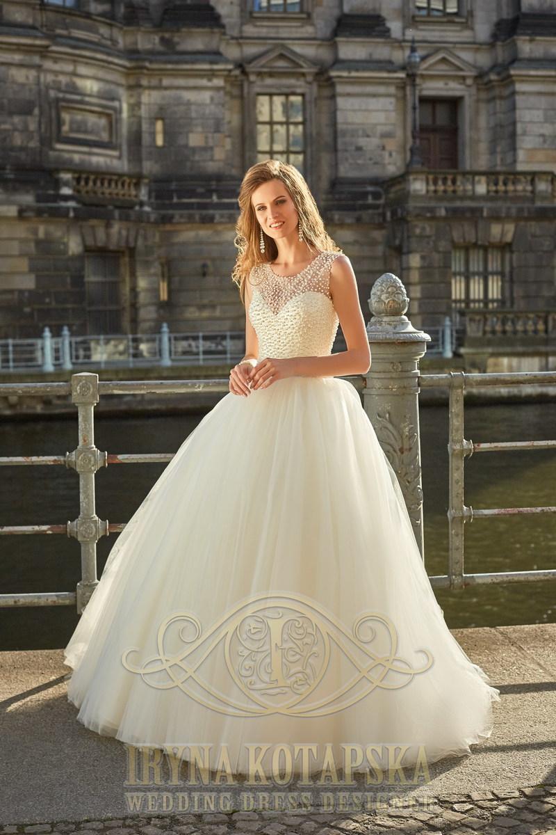 Свадебное платье Iryna Kotapska SN1805l