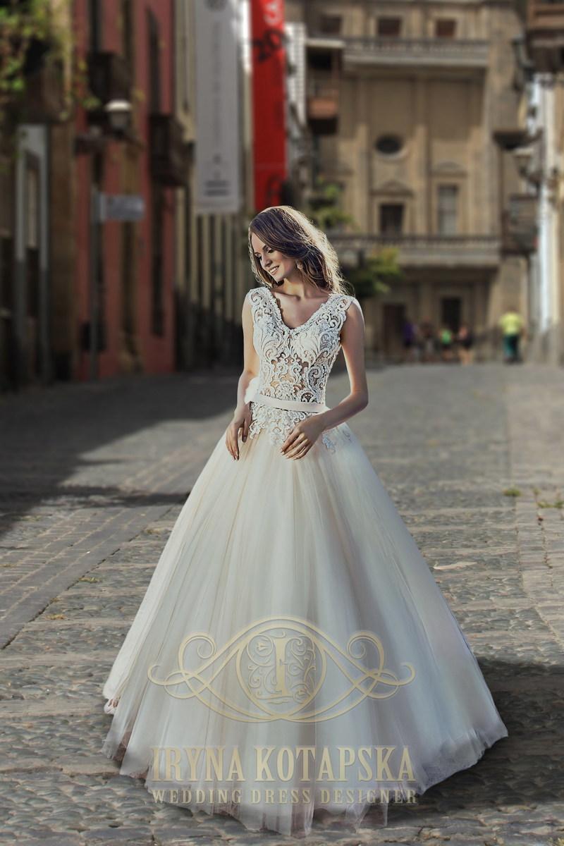 Свадебное платье Iryna Kotapska SN1806l