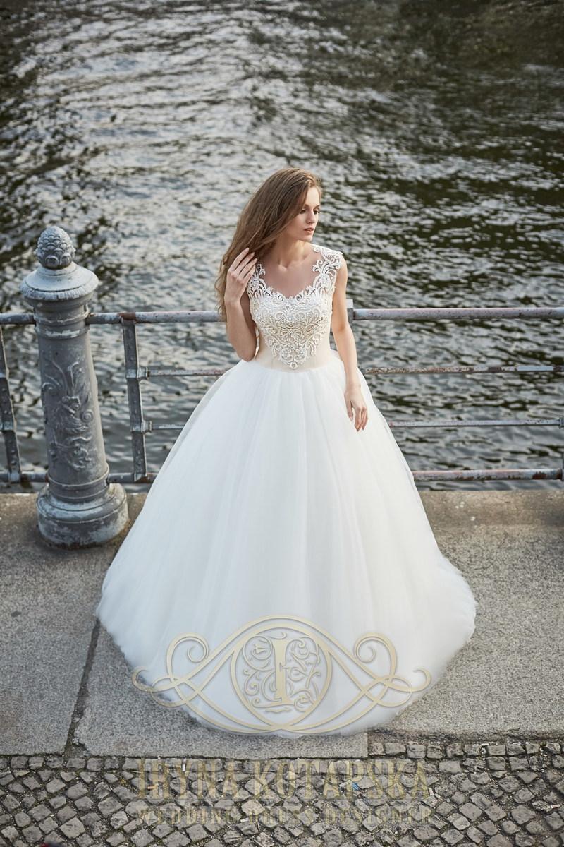 Свадебное платье Iryna Kotapska SN1807l