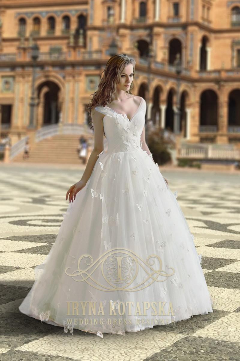 Свадебное платье Iryna Kotapska SN1808l