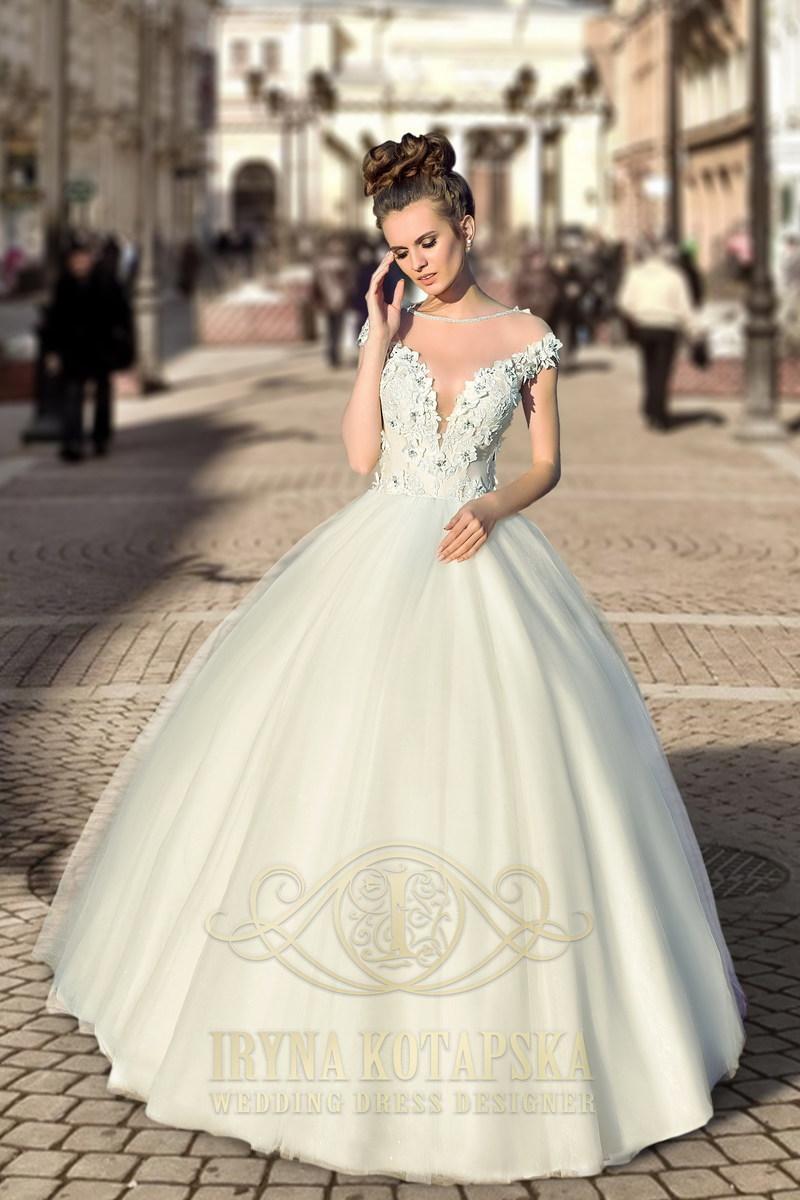 Свадебное платье Iryna Kotapska SN1809l