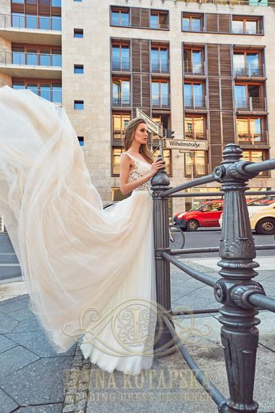 Свадебное платье Iryna Kotapska SN1810l