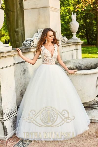 Свадебное платье Iryna Kotapska SN1812l