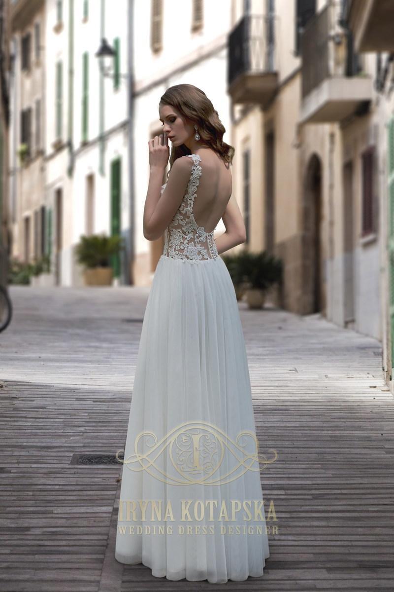 Свадебное платье Iryna Kotapska SN1813l