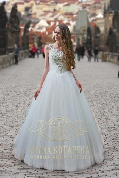 Свадебное платье Iryna Kotapska SN1814l
