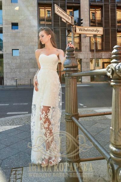 Свадебное платье Iryna Kotapska SN1818l