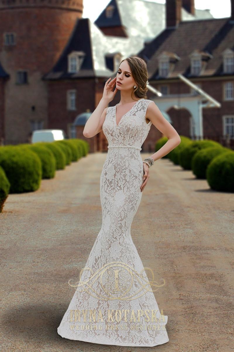 Свадебное платье Iryna Kotapska SN1822l