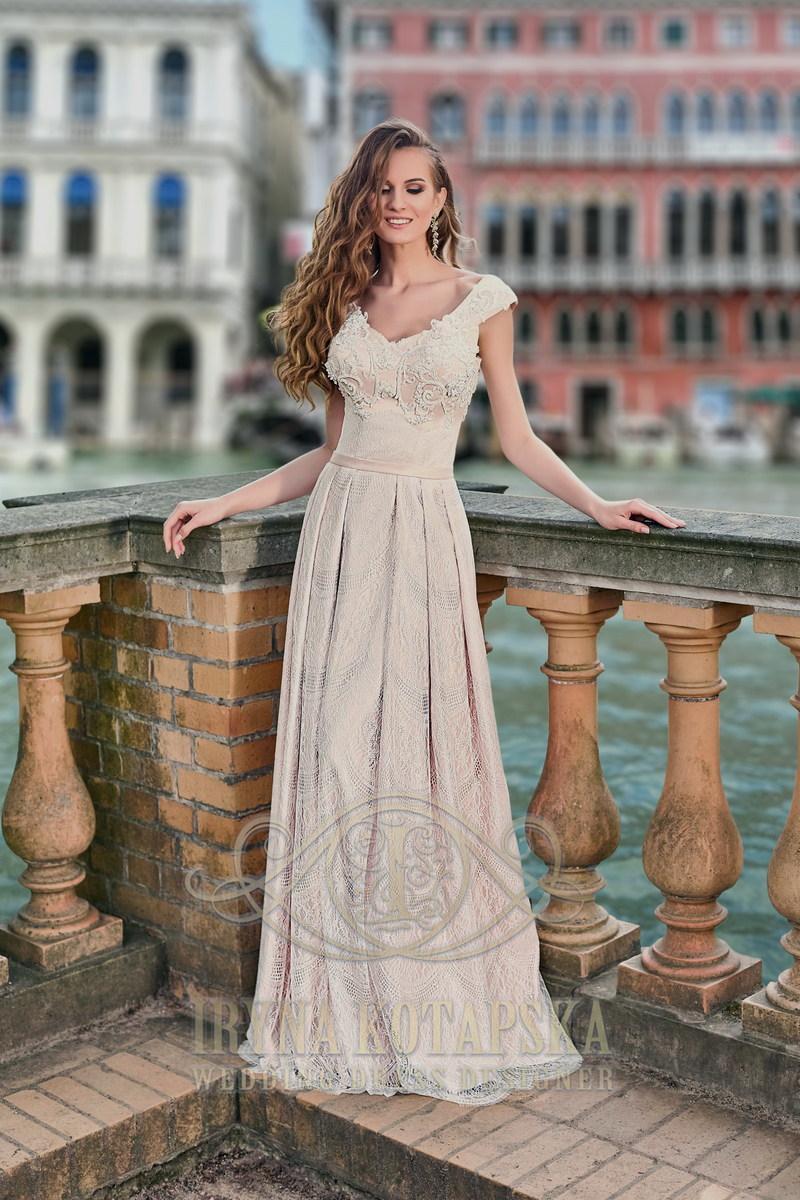Свадебное платье Iryna Kotapska SN1823l