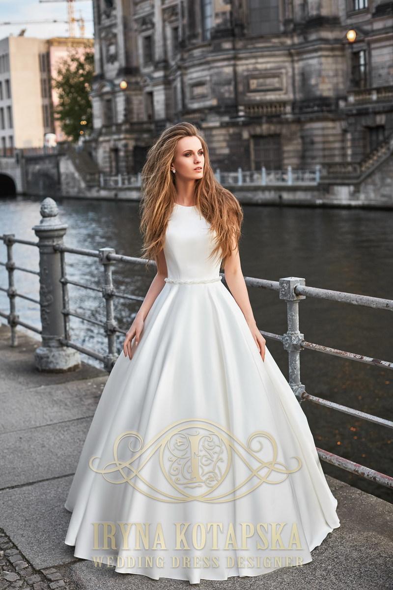 Свадебное платье Iryna Kotapska SN1825l