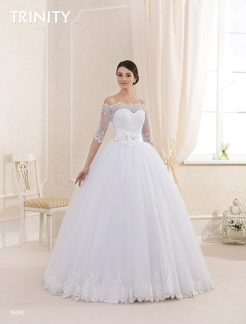 Wedding Dress Pentelei Dolce Vita Trinity T0001