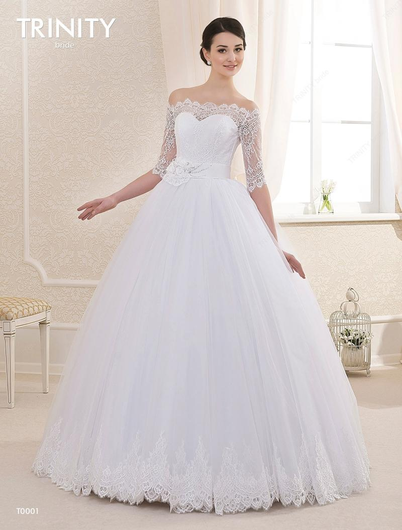 Свадебное платье Pentelei Dolce Vita Trinity T0001