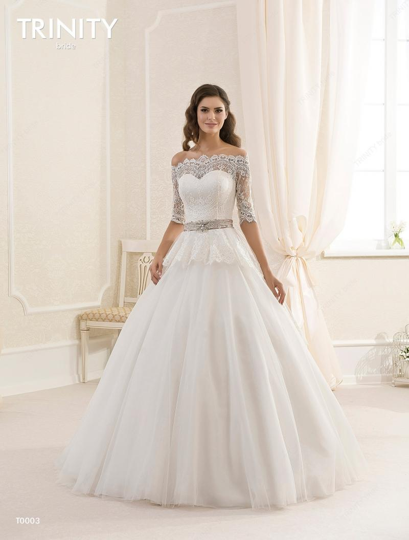 Wedding Dress Pentelei Dolce Vita Trinity T0004