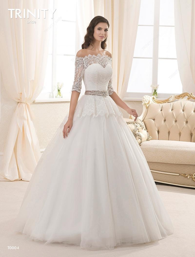 Свадебное платье Pentelei Dolce Vita Trinity T0004