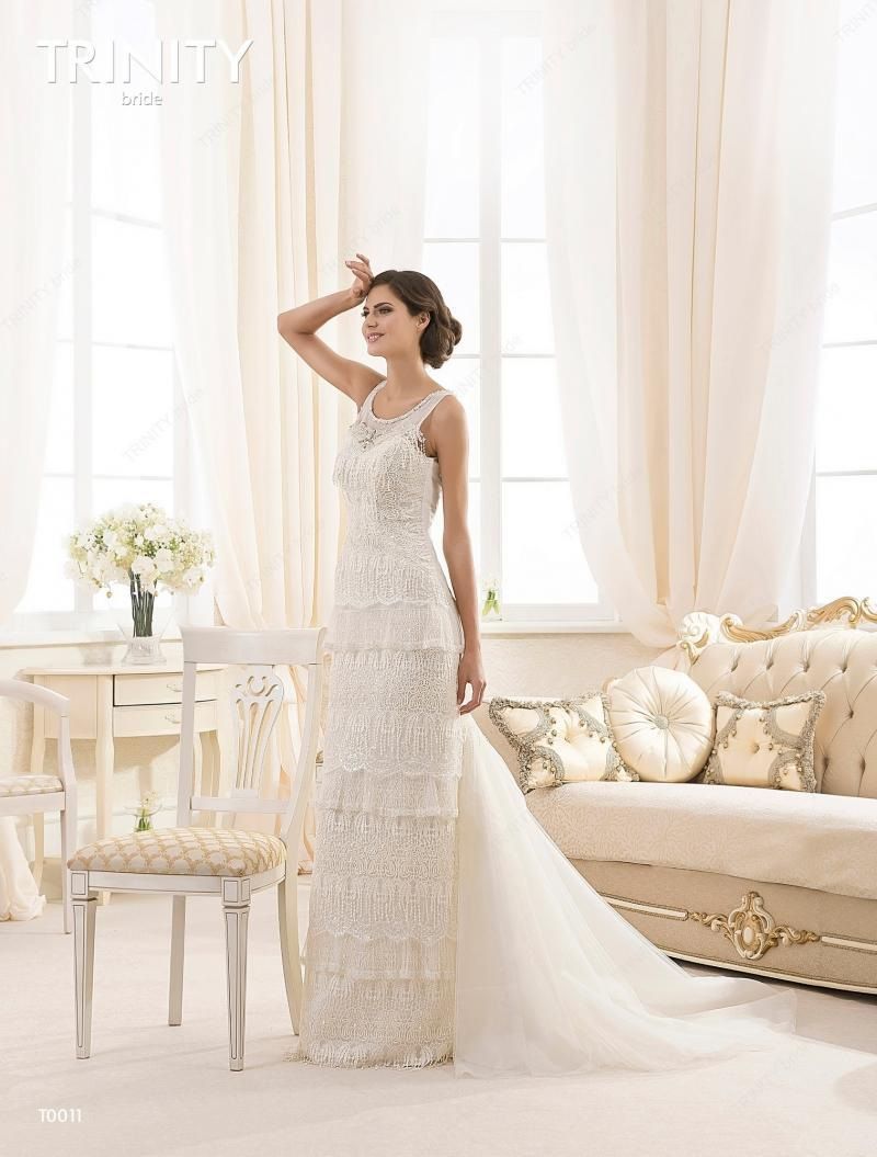 Wedding Dress Pentelei Dolce Vita Trinity T0011