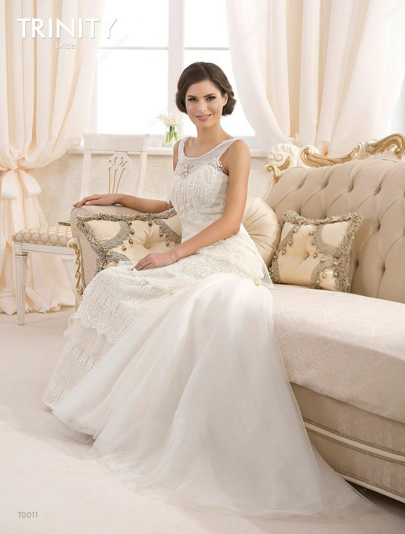 Свадебное платье Pentelei Dolce Vita Trinity T0011