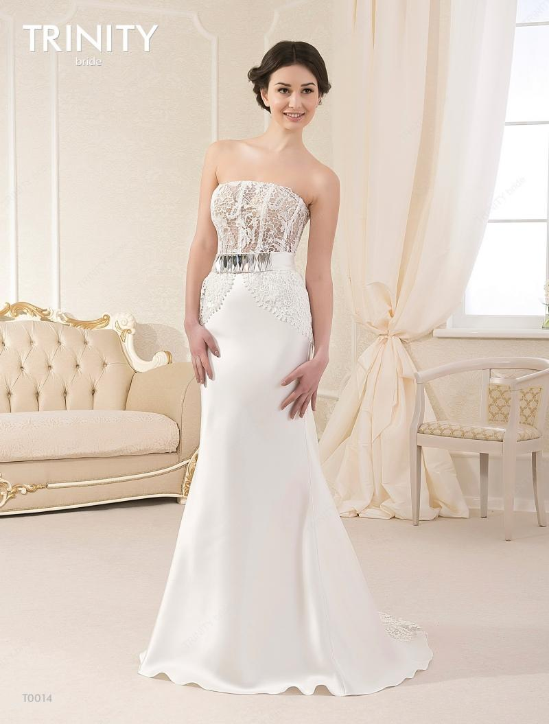 Wedding Dress Pentelei Dolce Vita Trinity T0014