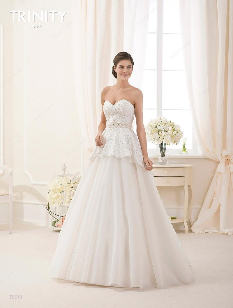 Wedding Dress Pentelei Dolce Vita Trinity T0018