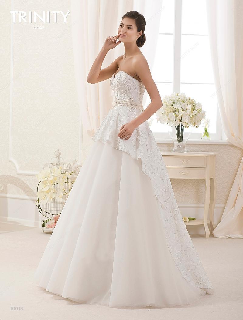 Свадебное платье Pentelei Dolce Vita Trinity T0018