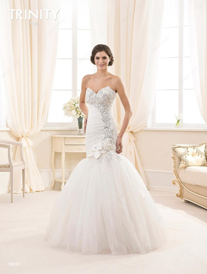 Wedding Dress Pentelei Dolce Vita Trinity T0019