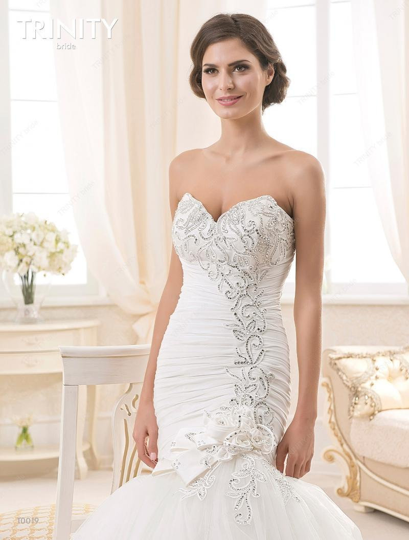 Свадебное платье Pentelei Dolce Vita Trinity T0019
