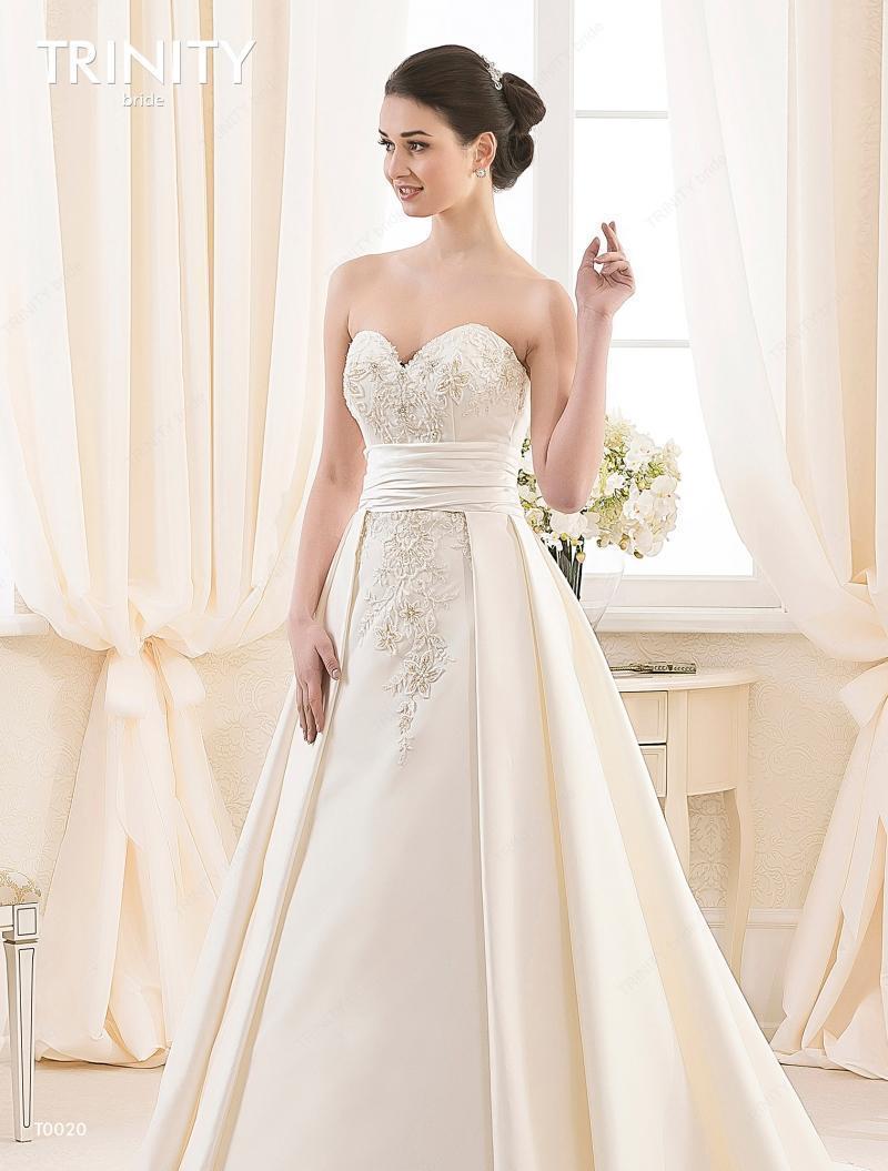 Свадебное платье Pentelei Dolce Vita Trinity T0020