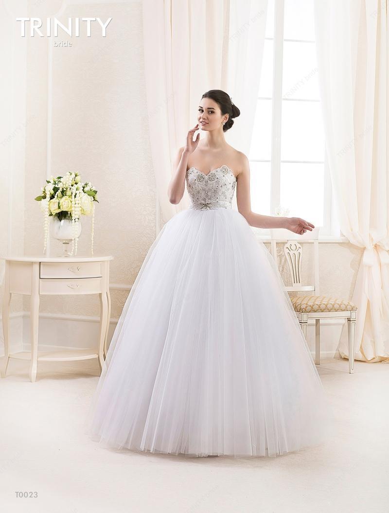 Свадебное платье Pentelei Dolce Vita Trinity T0023