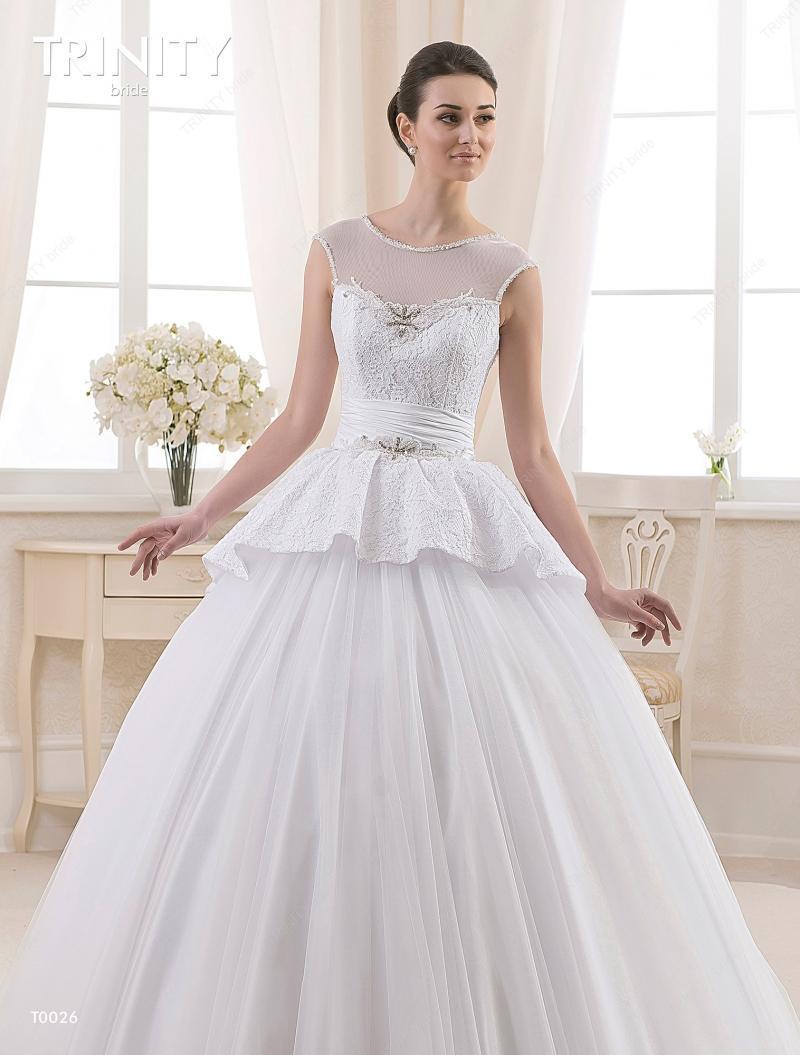 Свадебное платье Pentelei Dolce Vita Trinity T0026