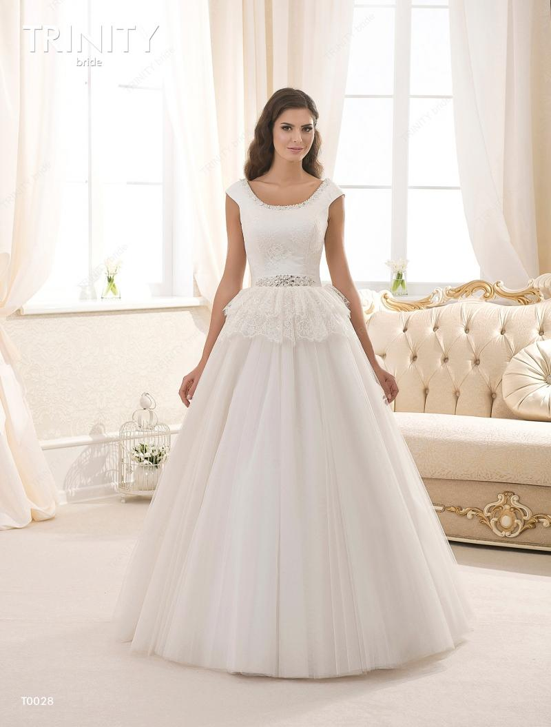 Wedding Dress Pentelei Dolce Vita Trinity T0028