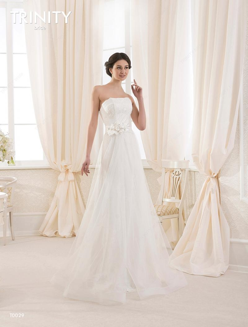 Wedding Dress Pentelei Dolce Vita Trinity T0029