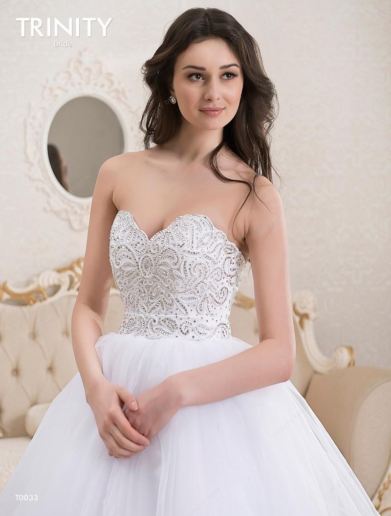 Свадебное платье Pentelei Dolce Vita Trinity T0033