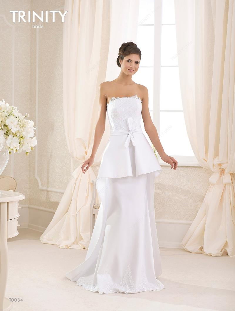Wedding Dress Pentelei Dolce Vita Trinity T0034