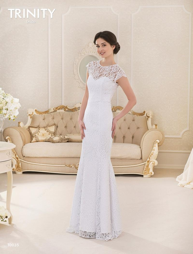 Wedding Dress Pentelei Dolce Vita Trinity T0035