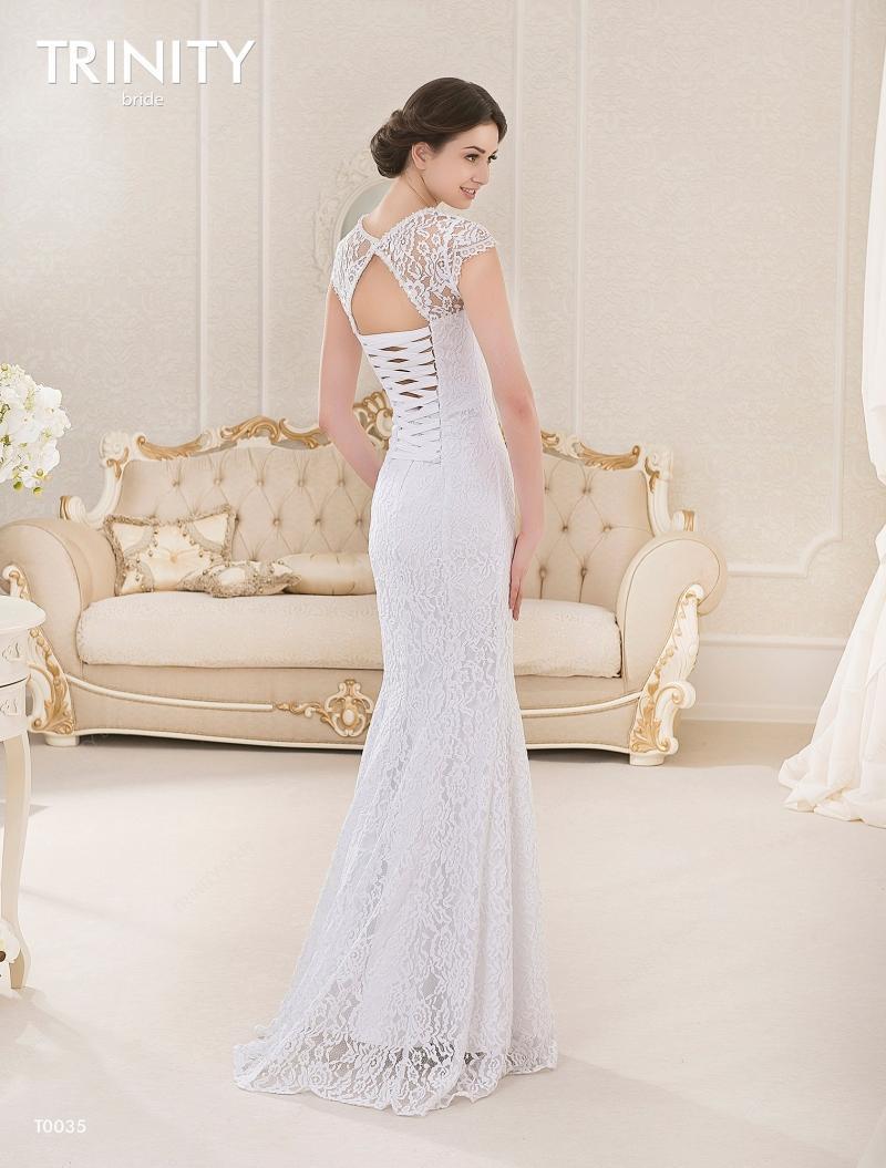 Свадебное платье Pentelei Dolce Vita Trinity T0035