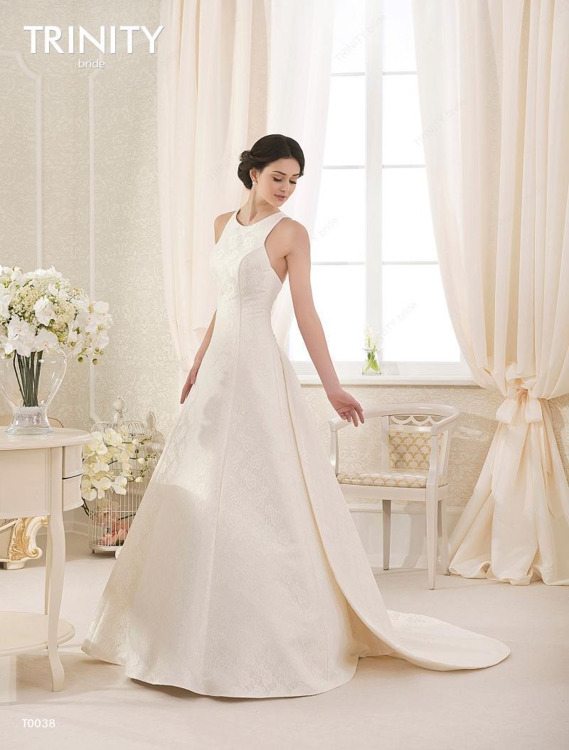 Свадебное платье Pentelei Dolce Vita Trinity T0038