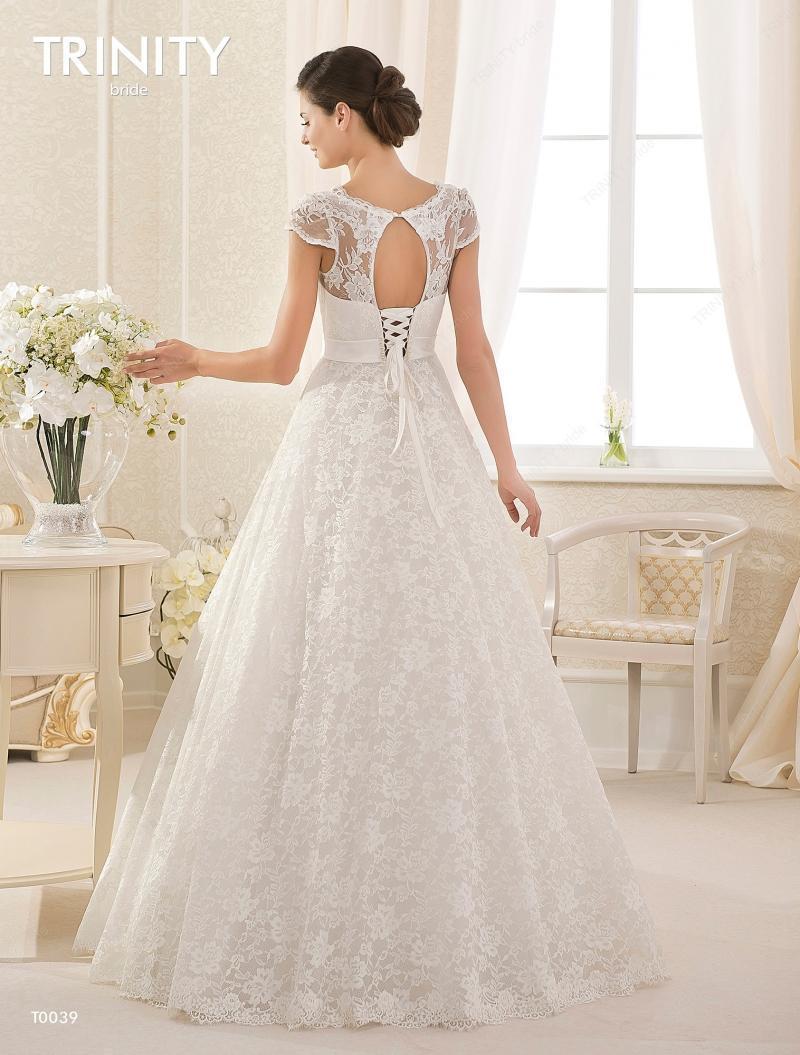 Свадебное платье Pentelei Dolce Vita Trinity T0039