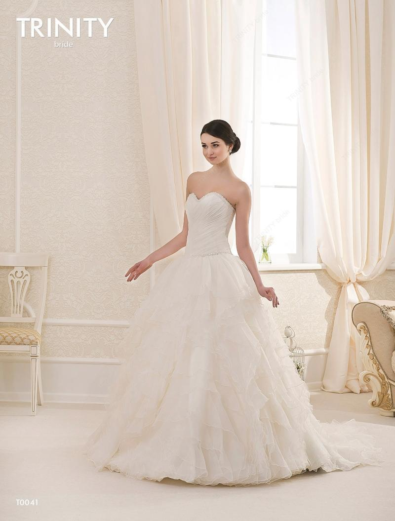 Wedding Dress Pentelei Dolce Vita Trinity T0041