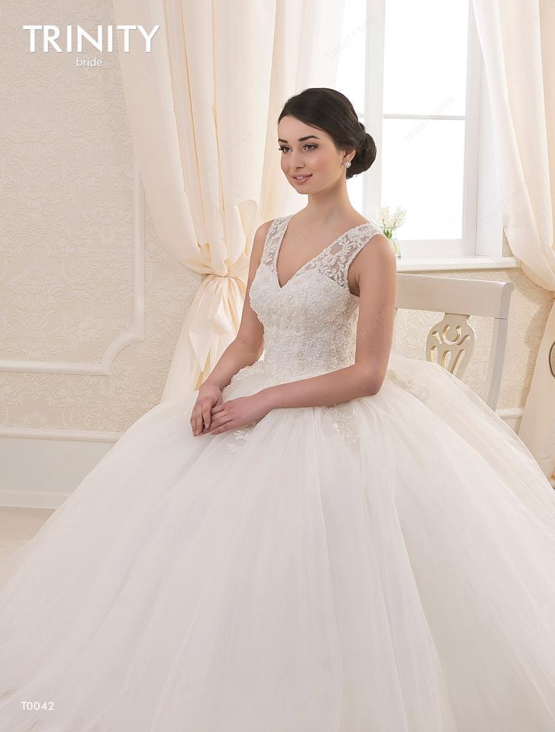 Свадебное платье Pentelei Dolce Vita Trinity T0042