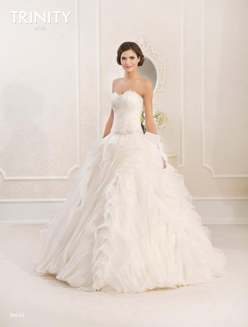 Свадебное платье Pentelei Dolce Vita Trinity T0043