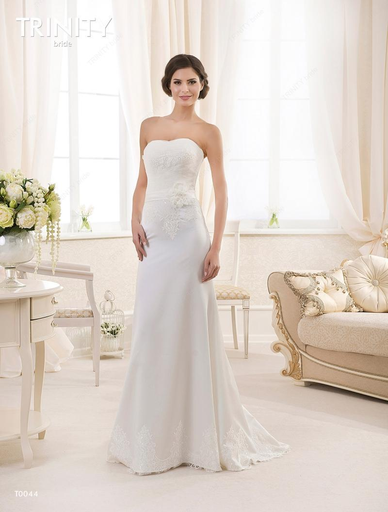 Wedding Dress Pentelei Dolce Vita Trinity T0044