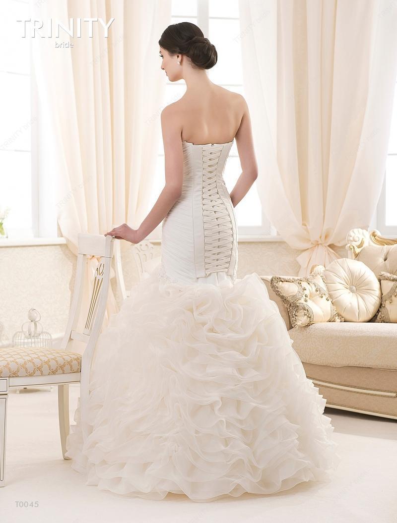 Свадебное платье Pentelei Dolce Vita Trinity T0045