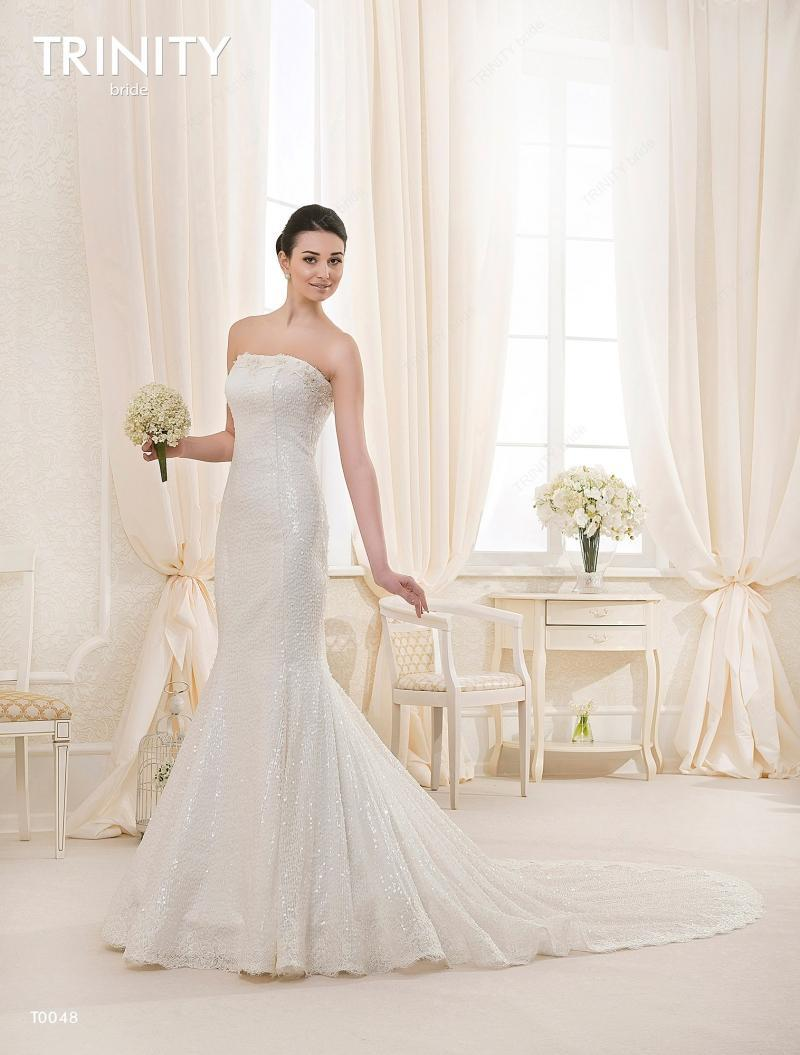 Wedding Dress Pentelei Dolce Vita Trinity T0048