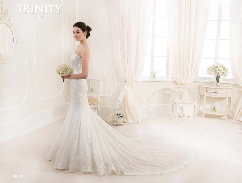 Свадебное платье Pentelei Dolce Vita Trinity T0048