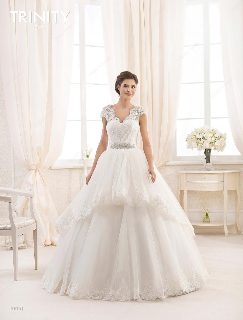 Wedding Dress Pentelei Dolce Vita Trinity T0051