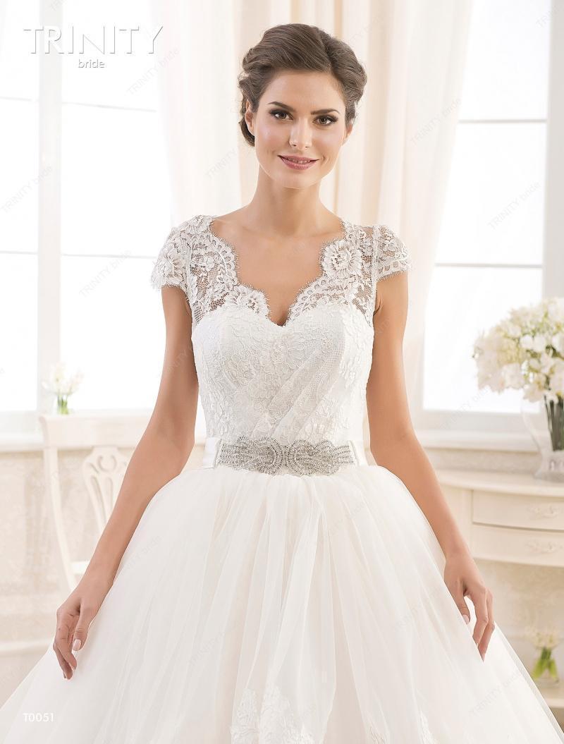 Свадебное платье Pentelei Dolce Vita Trinity T0051